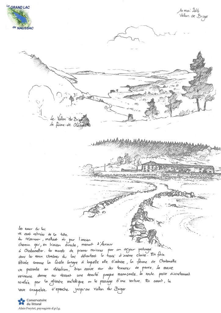 7 vallon de Briges